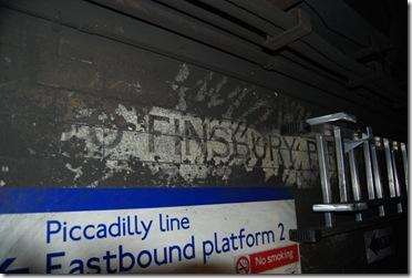22. original platform signage