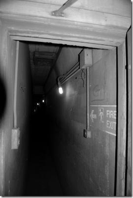24. platform passageway