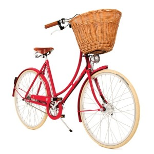 Red Pashley bike