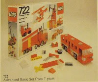 Lego bus set