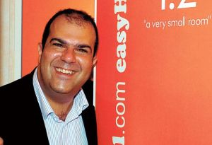 Stelios of easyGroup