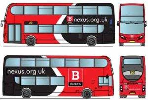 Bus livery designs