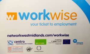WorkWise sign
