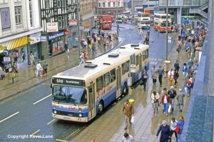 Sheffield Bus_(c) Kevin Lane