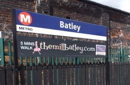 Batlet station grab