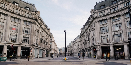 Deserted london blog pic